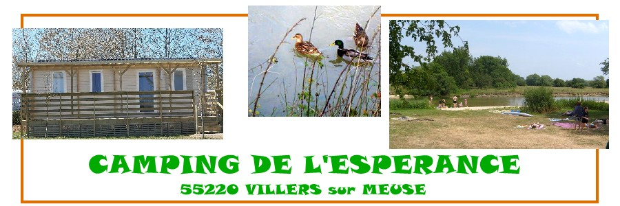 camping villers; canards; mobile-home